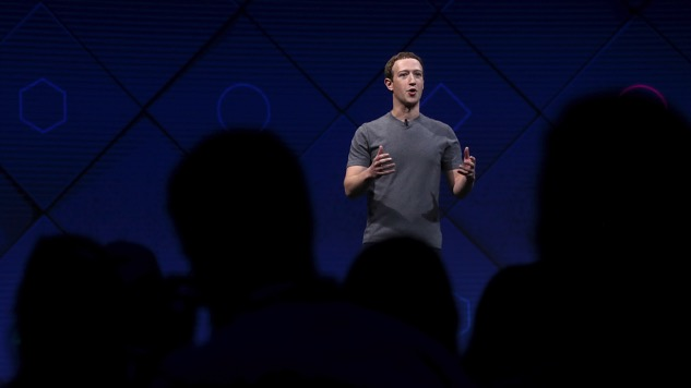 Dear Mark Zuckerberg, America Doesn't Need a Billionaire Savior
