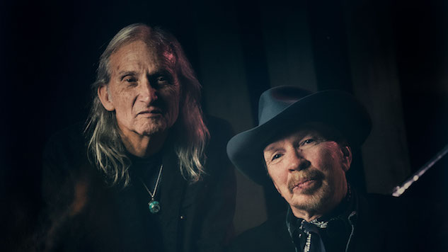 """Daily Dose: Dave Alvin and Jimmie Dale Gilmore, """"Get Together"""""""