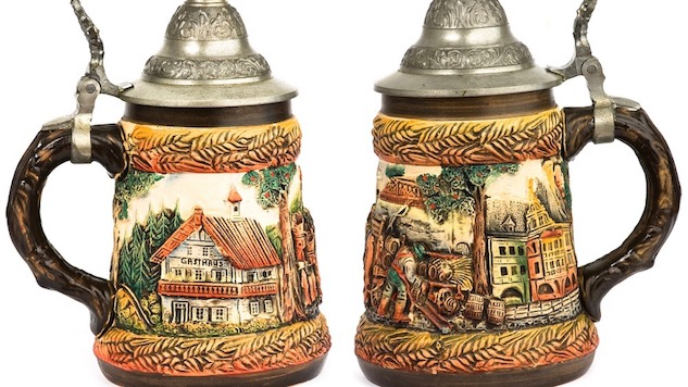 10 Beer Steins We Wish We Owned