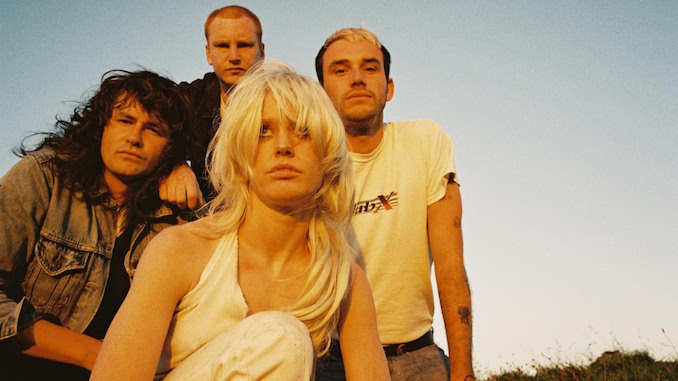 Amyl and The Sniffers Aren't Afraid of Mistakes