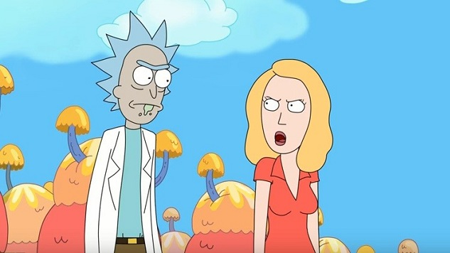Who's The Monster On <i>Rick and Morty</i>?