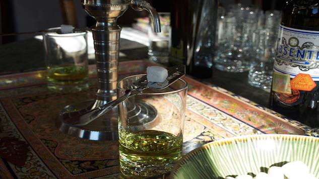 From the Source: Swiss Absinthe