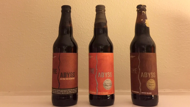 Deschutes The Abyss: Tasting Three Varieties