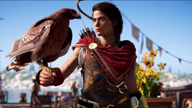 <i>Assassin's Creed Odyssey</i> Wanders Too Far and Wide