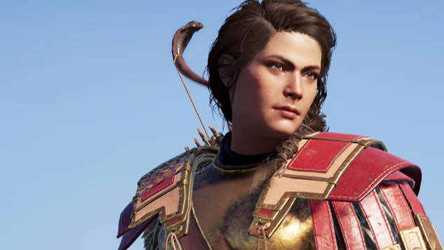 <i>Assassin's Creed Odyssey</i> Has Gone Gold