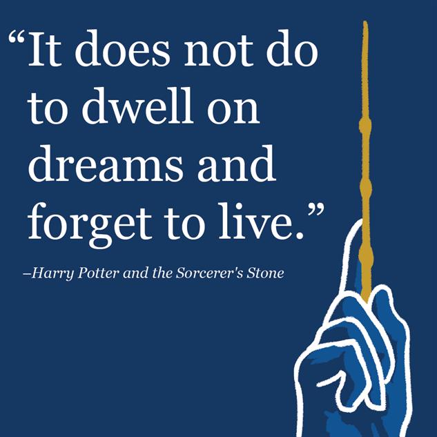Dumbledore Quotes The 10 Best Albus Dumbledore Quotes from the Harry Potter Series  Dumbledore Quotes