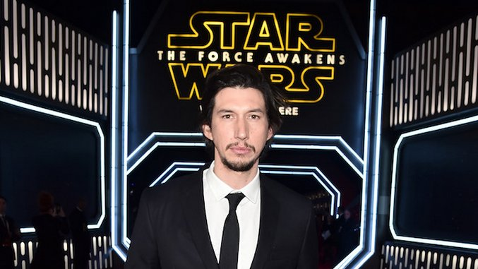 "Adam Driver Says Fate of Kylo Ren Will Be ""Unexpected"""