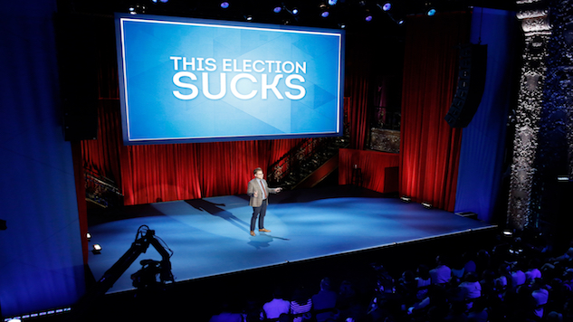 The <i>Adam Ruins Everything</i> Election Special Proves 2016 Isn't As Hellish As We Think