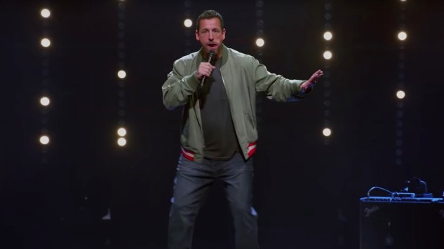 Adam Sandler Can Still Surprise You in <i>100% Fresh</i>