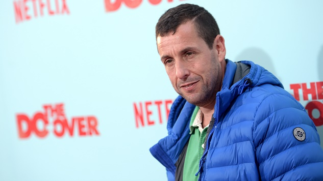 An Early Look at Adam Sandler's Next Four Netflix Movies