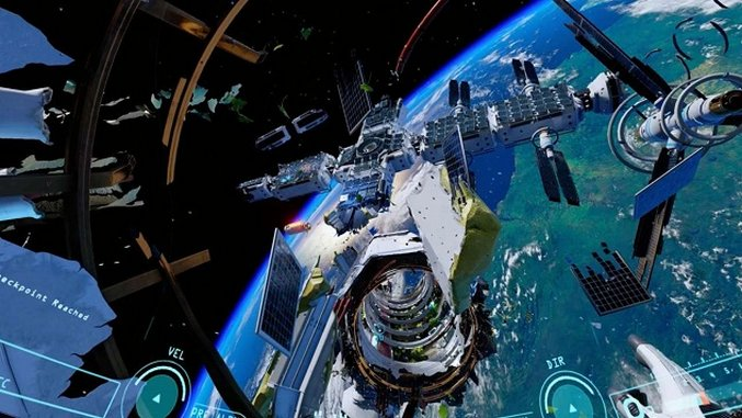 <i>Adr1ft</i> Review: Satellite Flight