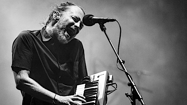 Thom Yorke Announces New Shows, Reissue of <i>Tomorrow's Modern Boxes</i>