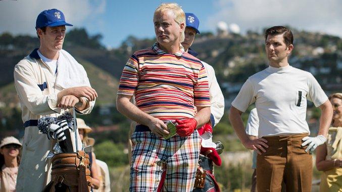 Jon Daly is John Daly in <i>The Adult Swim Golf Classic</i>