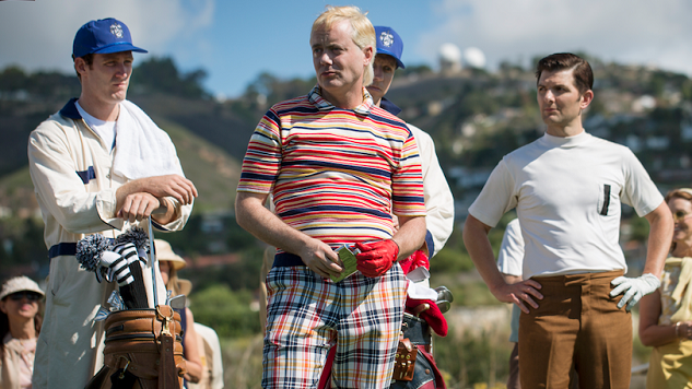 Jon Daly is John Daly in <i>The Adult Swim Golf Classic</i>