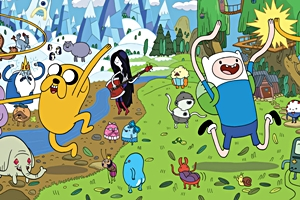 Netflix Signs Licensing Deal to Stream <i>Adventure Time</i>, <i>Robot Chicken</i>