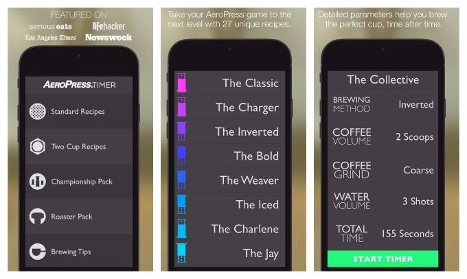 10 Perfect iOS Apps for Coffee Lovers :: Tech :: Apps :: Paste