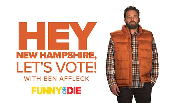 Ben Affleck's Funny or Die PSA: What He Gets Right and Wrong About New Hampshire