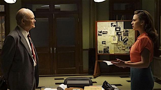 <i>Agent Carter</i> Review: &#8220;Smoke & Mirrors&#8221;