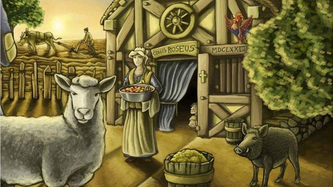Uwe Rosenberg's <i>Agricola</i> Boardgame Review