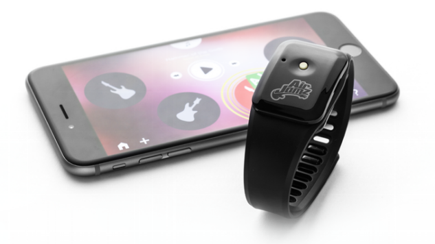Kickstarter Weekly: A Wearable Air Guitar, AI Butler for Everyone and More