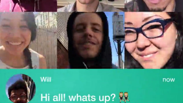 Airtime App Review (iOS/Android): Group Video Chat for All
