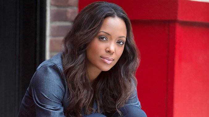 Aisha Tyler is Worried about James Bond's Balls