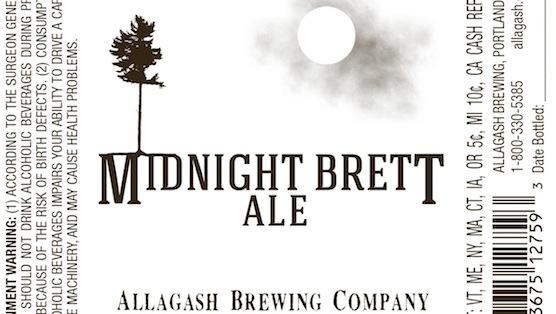 Allagash Midnight Brett Review