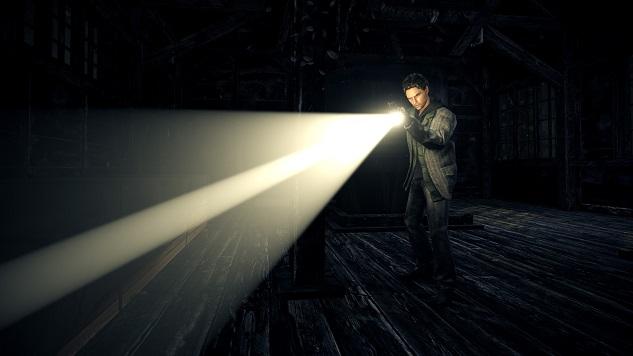<i>Alan Wake</i>'s Closed Off Open World Enhances Its <i>Twin Peaks</i>-Style Weirdness