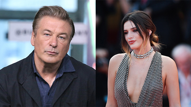 Alec Baldwin and Bella Thorne Join Malin Akerman in the Ring for <i>Chick Fight</i>
