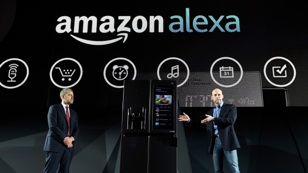 Alexa Was the Star of CES; That Should Scare Google and Maybe Us, Too
