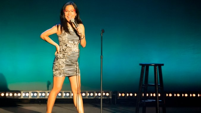 Ali Wong Doesn't Want To Work Anymore