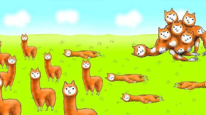 <em>Alpaca Evolution</em> Review (Android / iOS)