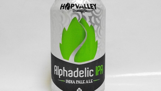 Hop Valley Brewing Alphadelic Review