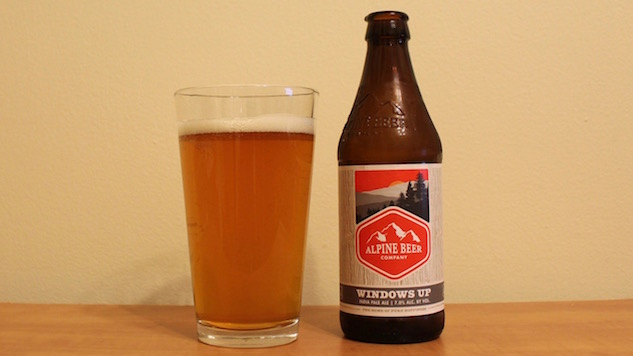 Alpine Beer Windows UP Review