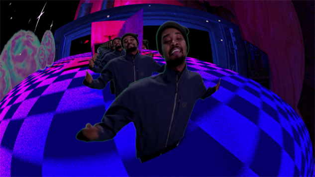 "Danny Brown Stars in Alt-J Video for <i>REDUXER</i> Collab ""Deadcrush"""