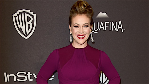 Alyssa Milano Talks the Legacy of <i>Charmed</i>, <i>Project Runway All Stars</i> and Women in TV