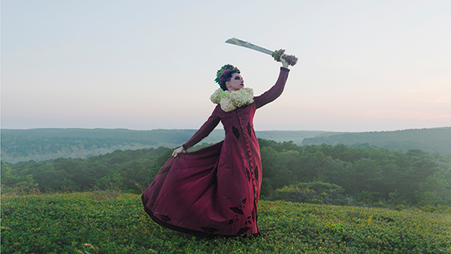 "Amanda Palmer Announces New Album, Shares ""Drowning In The Sound"""