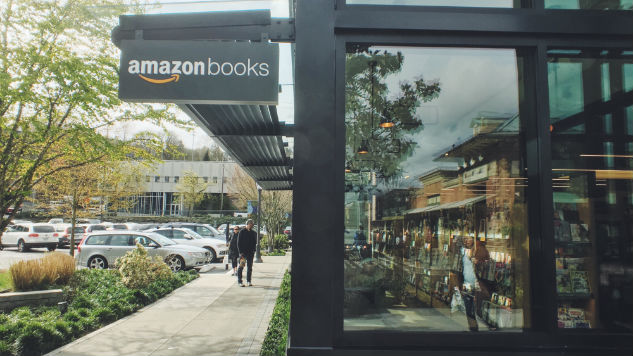A Trip to Amazon's Brick-and-Mortar Book Store