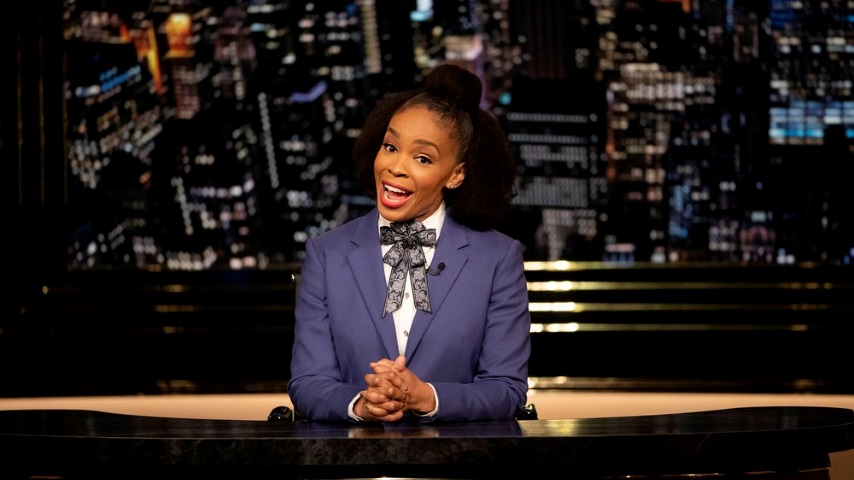 <i>The Amber Ruffin Show</i> Gets a Two Week Run on NBC