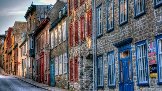 Off The Grid: Five European Cities in North America