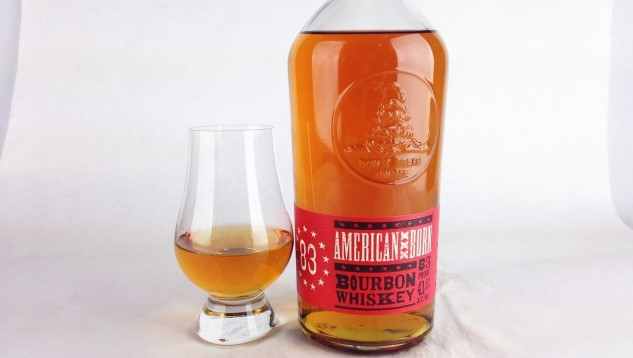 American Born Bourbon Whiskey Review