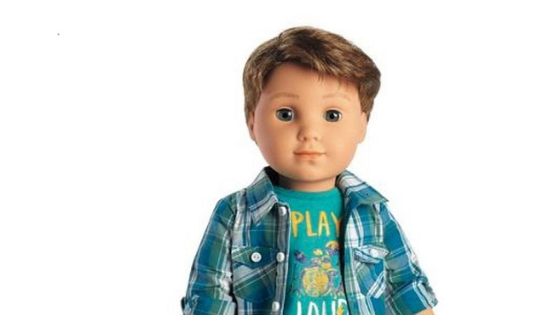 Logan Everett Is An American Girl Doll Who Is My Boyfriend Now, Jealous?