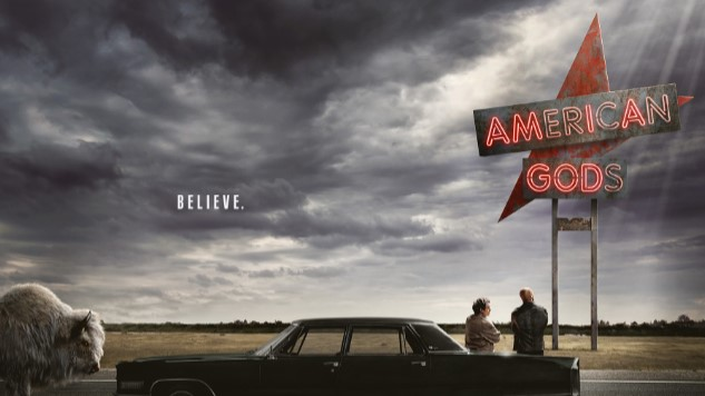 <i>American Gods</i> Finally Has a Premiere Date