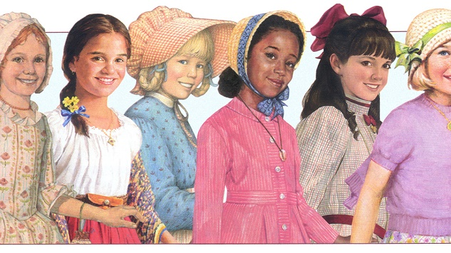 American Women: A Proposal For a Grown-up American Girl Series ...
