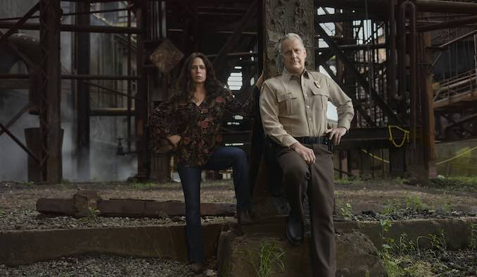 <i>American Rust</i> Trailer: Jeff Daniels, Maura Tierney Star in Showtime's Small-Town Crime Drama