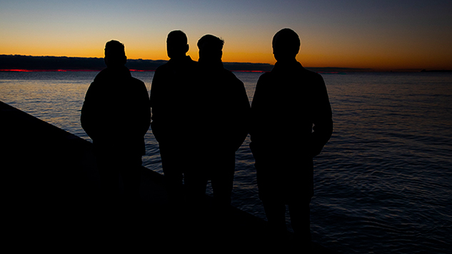 "Listen to ""Silhouettes,"" the First Single off American Football's Forthcoming Third Album"