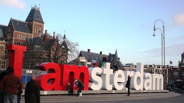 Checklist: Amsterdam