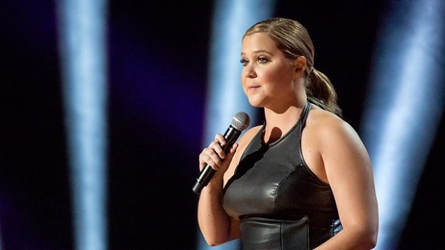 Amy Schumer's New Stand-up Special Doesn't Make a Connection