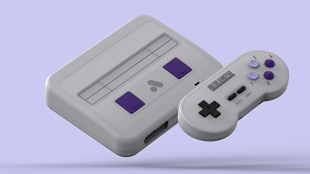 This Retro Console Lets You Play Any SNES Game in HD