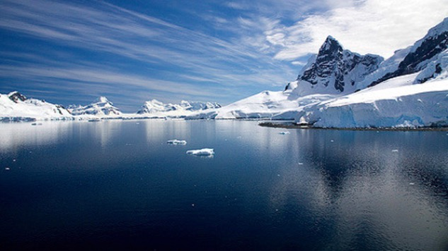 Off the Grid: What Life is Like on Antarctica
